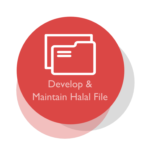 HE Programme 3 - Develop & Maintain Halal File
